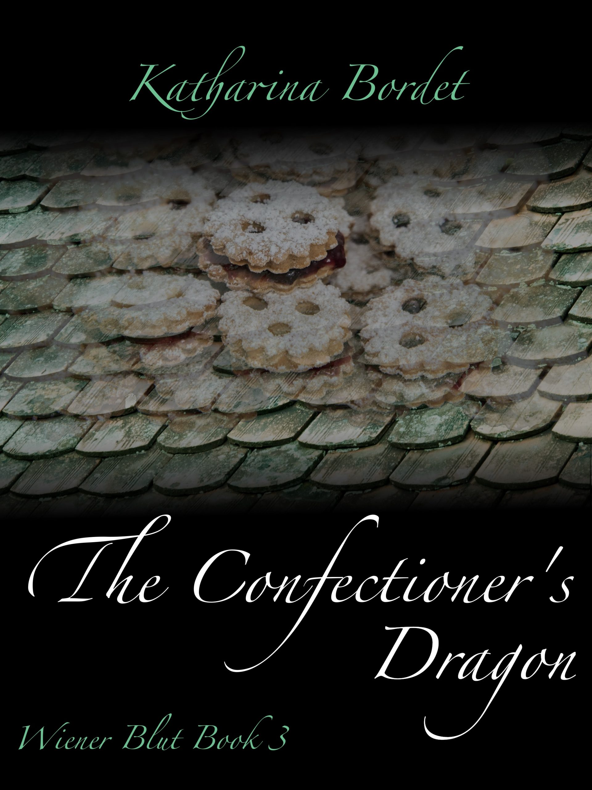 Confectioner's Dragon
